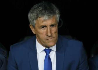 Málaga interested in hiring Las Palmas boss Quique Setién