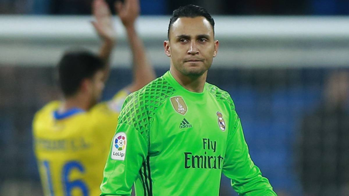 db8a00d697a Real Madrid | Navas matches total conceded goals from 2015-16 season -  AS.com