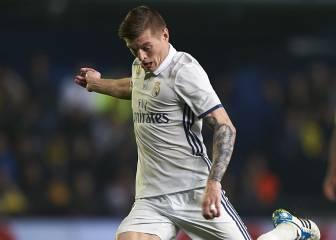 Toni Kroos picks Julian Weigl as his successor