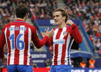 Atlético Madrid have convinced Griezmann to stay next season