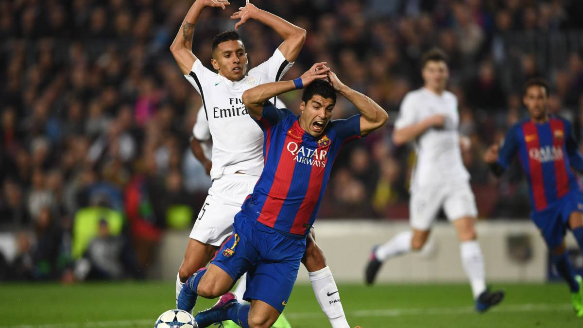 Árbitro del Barcelona-PSG quedaría apartado de la Champions