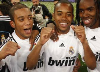 Robinho: I was badly behaved at Madrid despite Pelé advice