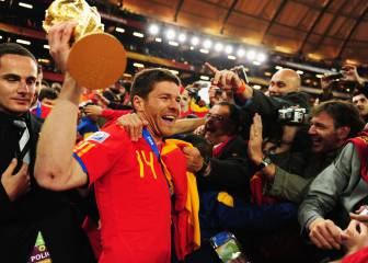 From Antiguoko to Munich: Xabi Alonso's career in pictures