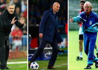 Which Real Madrid manager reached 50 wins quickest?