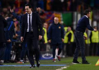 Emery, al descanso: