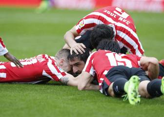 Athletic rise to the occasion and take the spoils at Anoeta