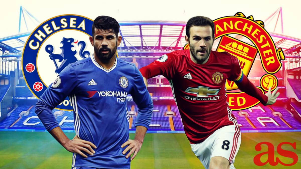 Image Result For Partido De Manchester United Vs Chelsea En Vivo Y Directo
