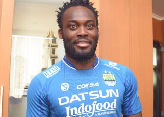 Michael Essien joins Indonesian outfit Persib Bandung