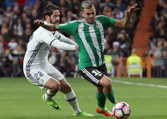 Napoli eyeing move for Betis midfielder Dani Ceballos