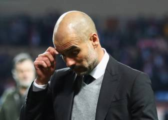 Pep rues City's first-half display in Champions League defeat