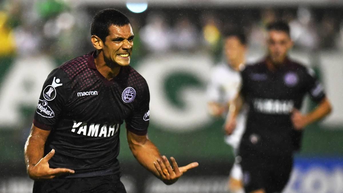 Chapecoense vs Lanús en vivo online: Copa Libertadores - AS.com