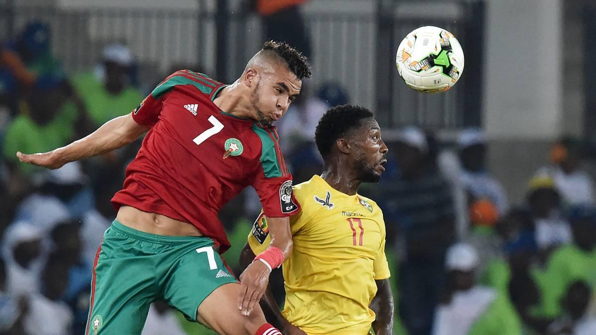 En Nesyri sigue siendo fijo para la selección de Marruecos