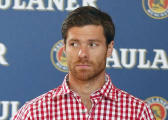 Xabi Alonso regresa al Bernabéu: