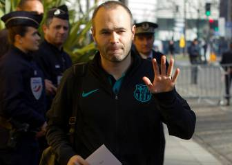 Iniesta turns down €35 million a season offer from China