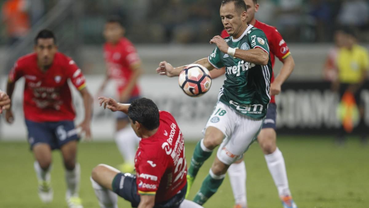 Santos-Palmeiras: Resumen, goles y resultado - AS.com