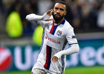 Report: Agreement between Atletico Madrid and Lacazette
