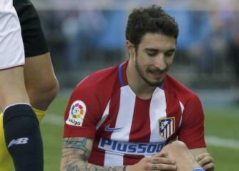 Vrsaljko has anterior cruciate ligament injury, Atlético reveal