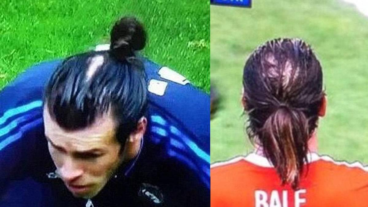 Real Madrid | The Sun: Bale está harto de su moño y se hará un ...