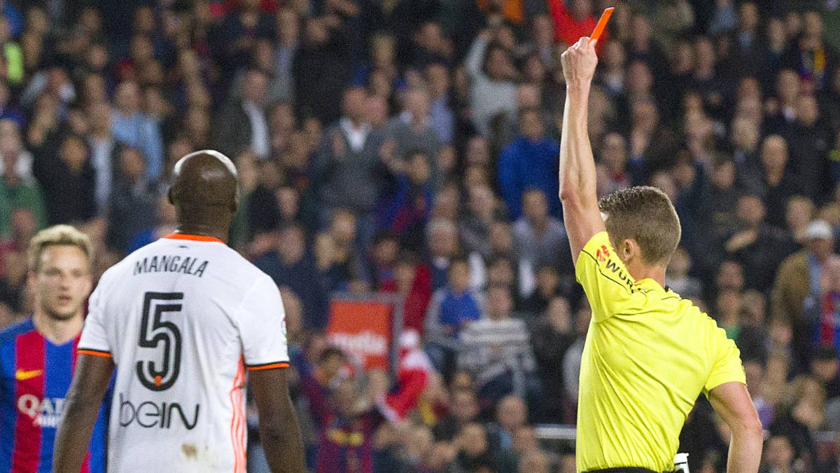 Barça: No red cards or penalties against after 28 LaLiga games