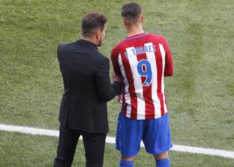 Atlético begin talks with Torres to renew his contract