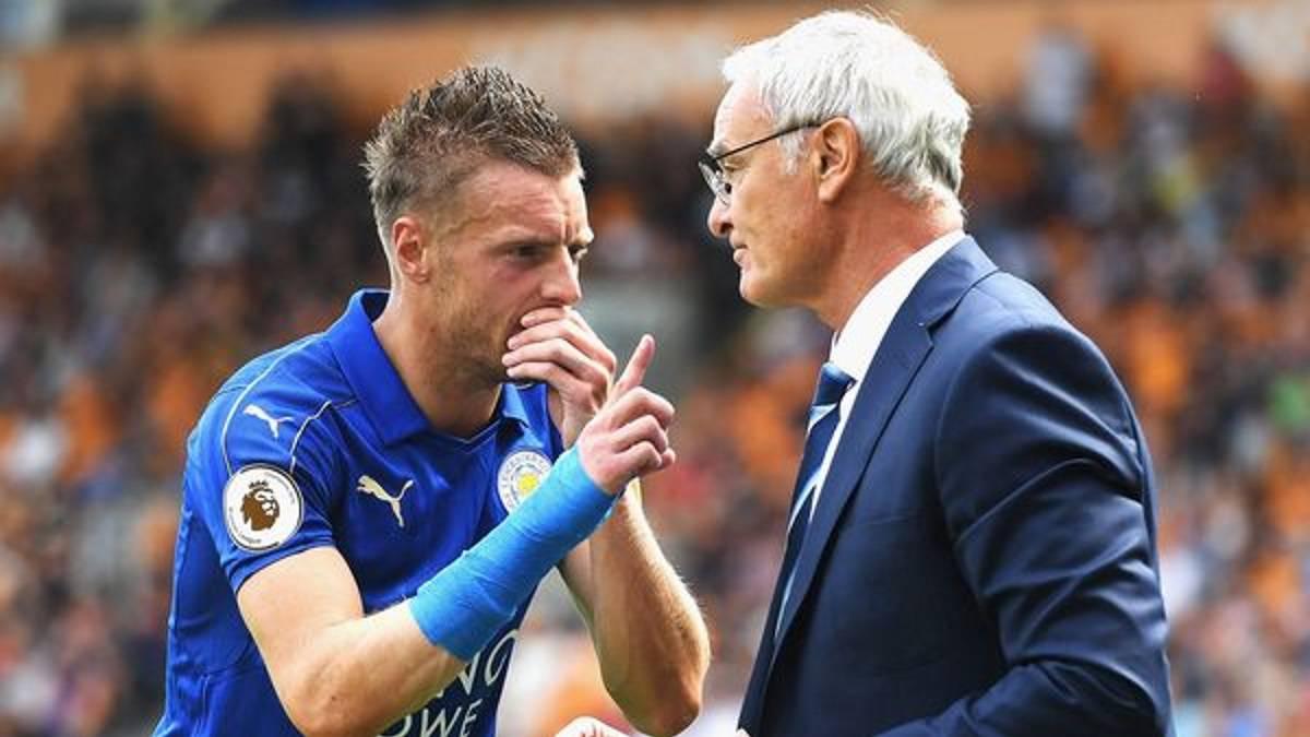 Vardy revela amenazas de muerte tras la salida de Ranieri
