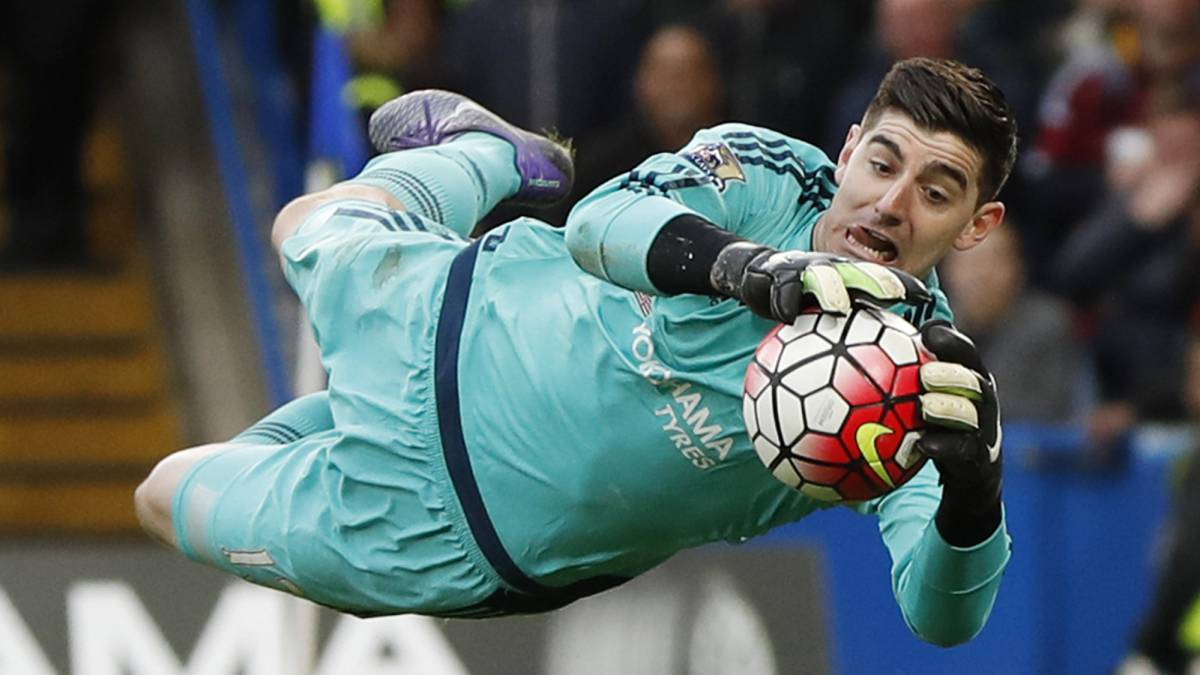 Thibault Courtois: interesting football career facts 77