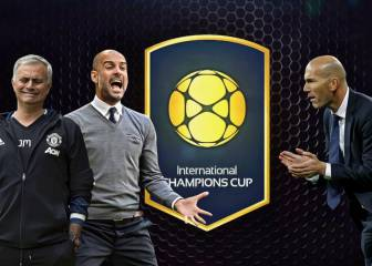 Oficial: el Real Madrid se medirá a United, City y Barça en USA