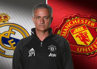 Mou compara su Real Madrid con su Manchester United