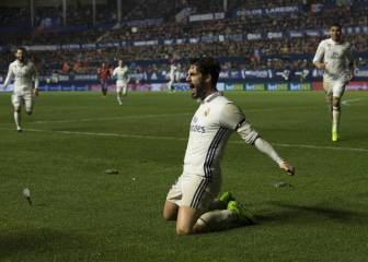 Barça offer Isco €20M to run down his contract