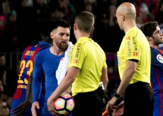 Disciplinary committee rectify error after forgetting Messi ban