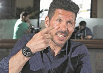 Simeone: 'I had 35 million reasons to leave Atleti...'