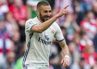 Benzema: 'I am at the service of the team, not Ronaldo and Bale'