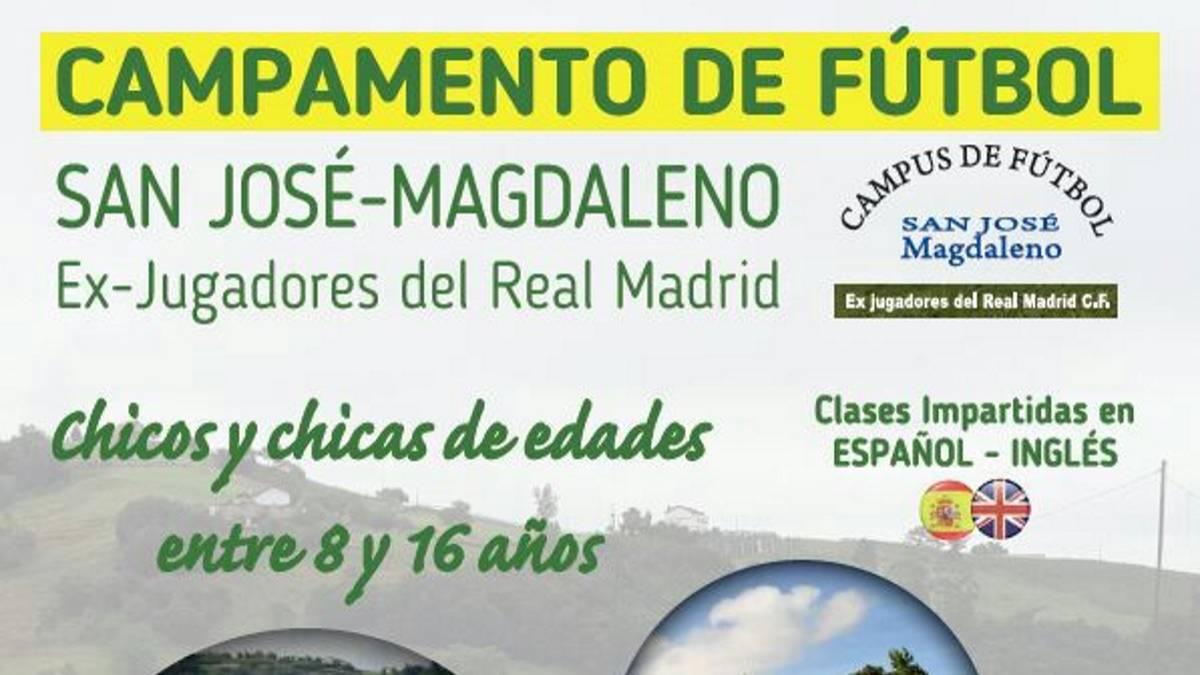 Real Madrid | Campamento de verano con Isidoro San José y ...