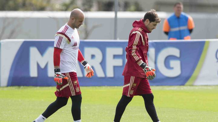 En Portugal no entienden por qué Casillas no suple a Reina