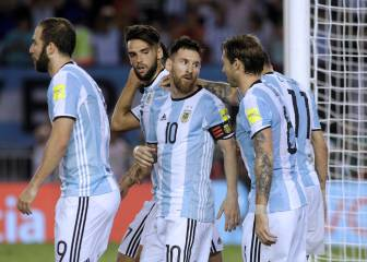 Messi penalty seals crucial win for Argentina