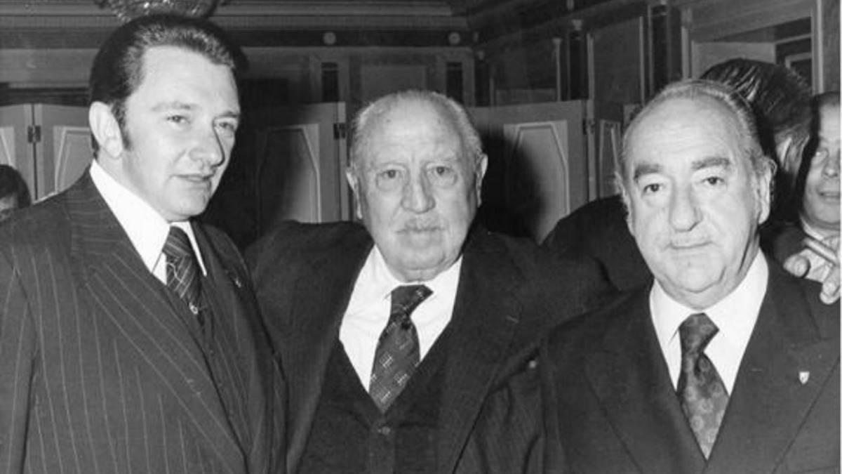 Tres presidentes para la historia - AS México