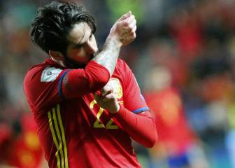 Isco slams Barcelona talk