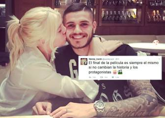 Icardi's wife fires a dig at Argentina manager