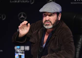 Cantona defends Benzema and slams presidential candidate