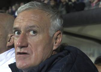 Deschamps pide paciencia:
