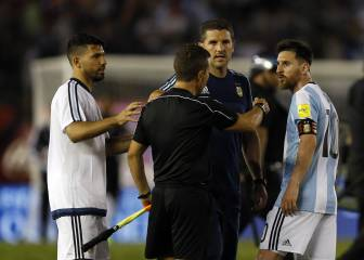 Messi banned for foul mouthed tirade against lino
