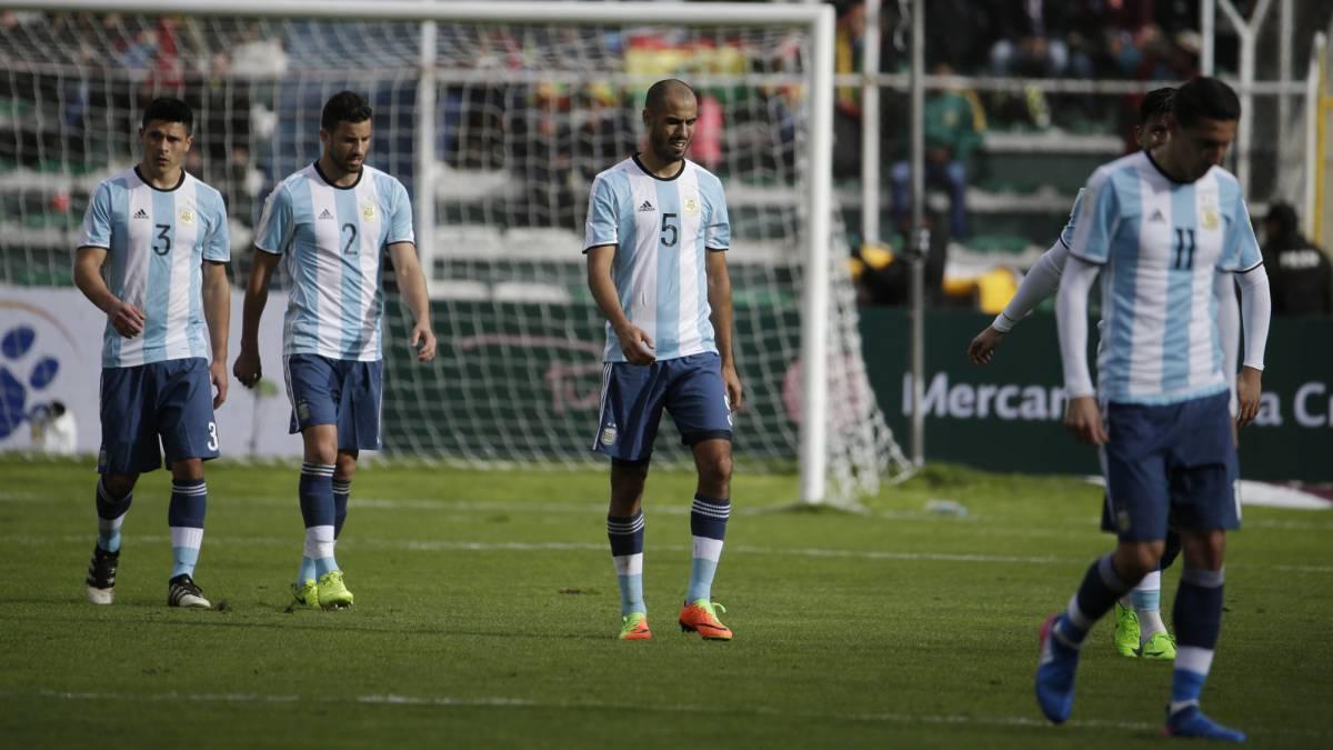 Bolivia 2 - 0 Argentina  resumen 1457c75f5f931