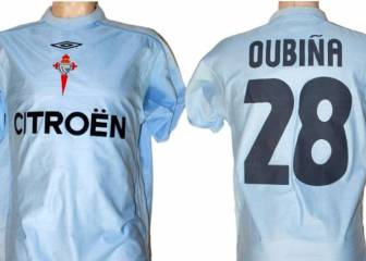 Swindler caught out after ex-Celta player's mum digs out shirt