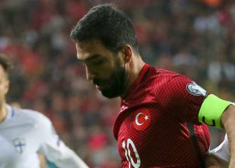 Arda, out for three weeks