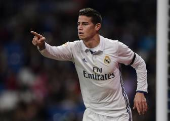 The 7 clubs interested in signing James: Bayern, Chelsea...
