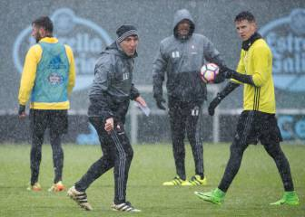 Radoja joins Planas and Guidetti on Celta's injury list