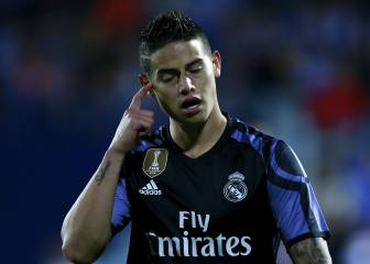 El Madrid sentencia a James... ¡lo venderán!