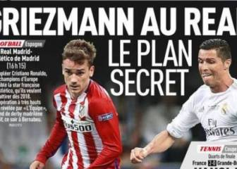 Griezmann to Real Madrid: the secret plan