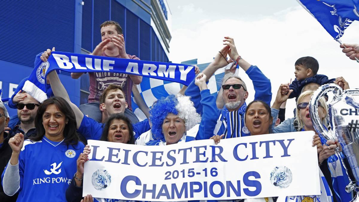 El Leicester quiere continuar su cuento de hadas ante el Atlético deMadrid
