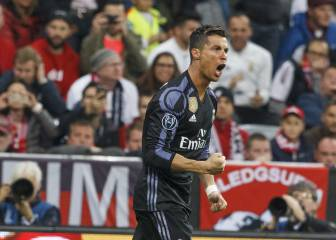 Cristiano Ronaldo directs Madrid's heist in Munich